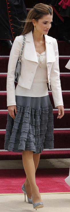 Looks de Rania da Jordânia (Reuters)