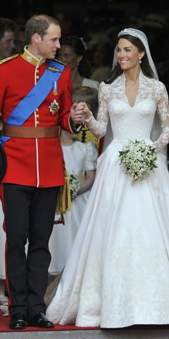 Casamento de William e Kate Fotos: Reuters