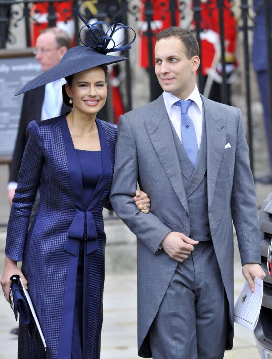 Lord Frederick e Lady Sophie Windsor Fotos: Reuters