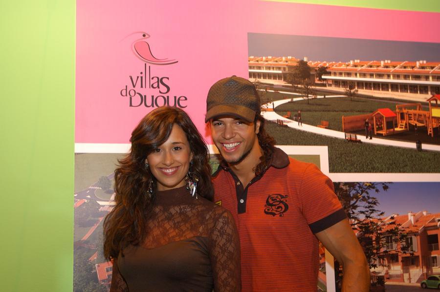 Angélico Vieira e Rita Pereira Fotos: Arquivo/Lux