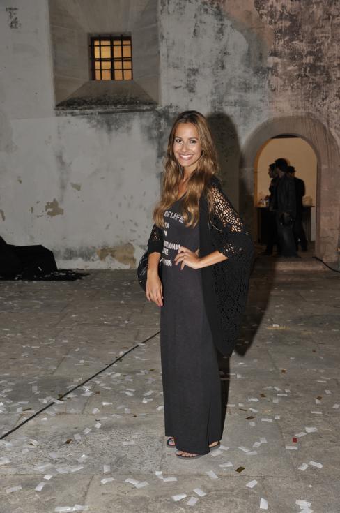 Mariana Monteiro - Famosos desfilam no Sintra Fashion 2011 Fotos: Hélder Maia