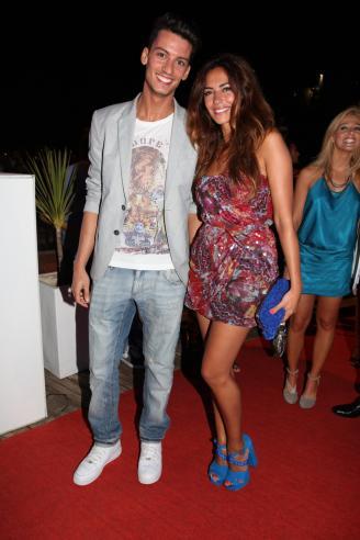 Ruben Rua e Sofia Ribeiro - Festa de Verão da TVI Fotos: Artur Lourenço