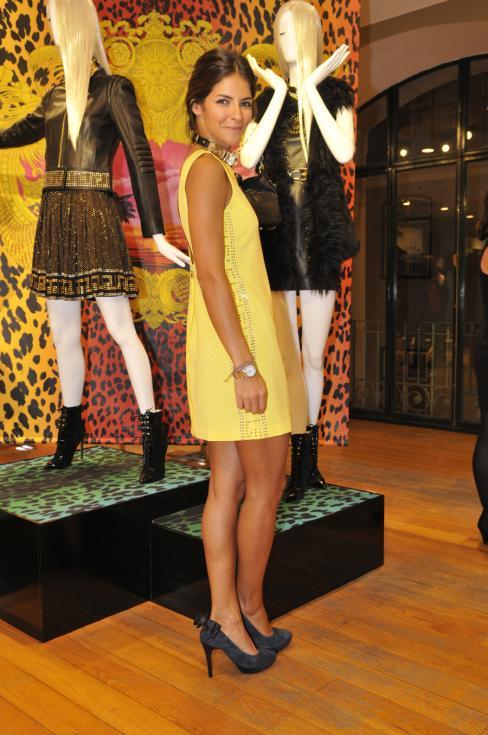 Luísa Beirão - Apresentação da Coleção Versace para a H&M Foto: Ricardo Santos/Lux