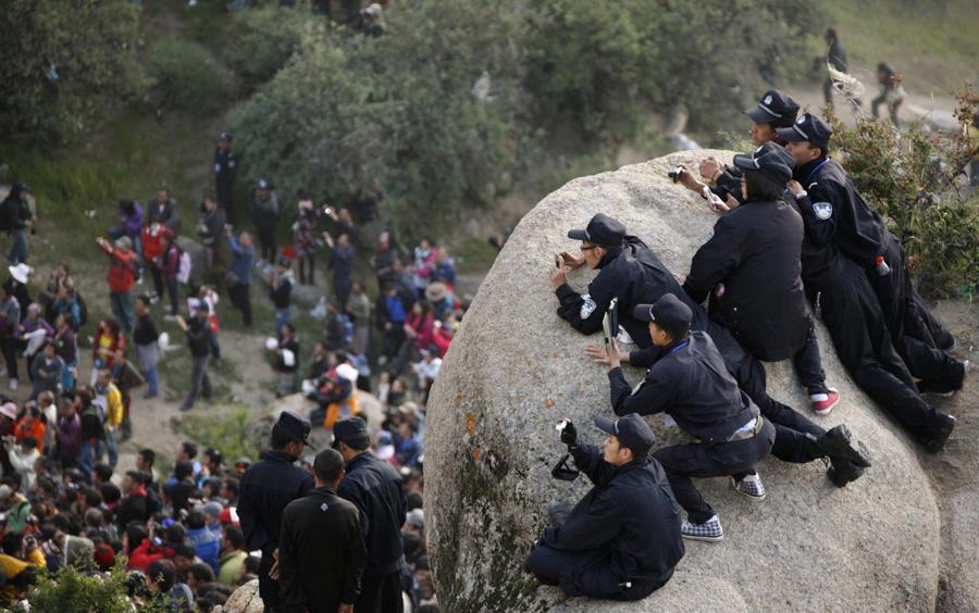 Imagens que marcaram 2011 Fotos: Reuters