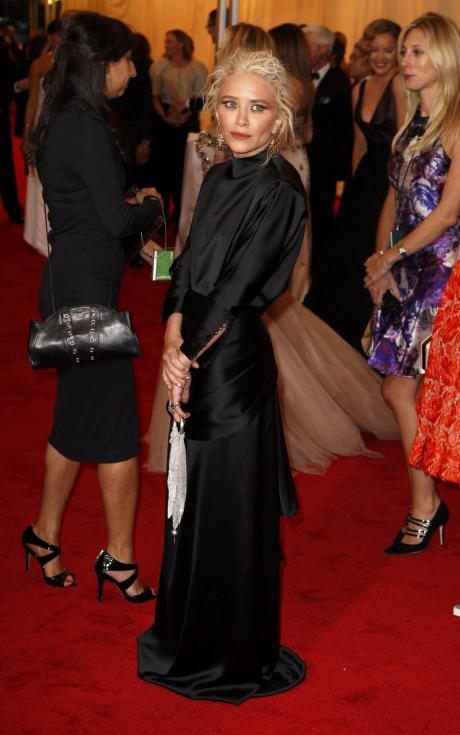 Ashley Olsen - Gala MET 2012 Nova Iorque Foto: Reuters