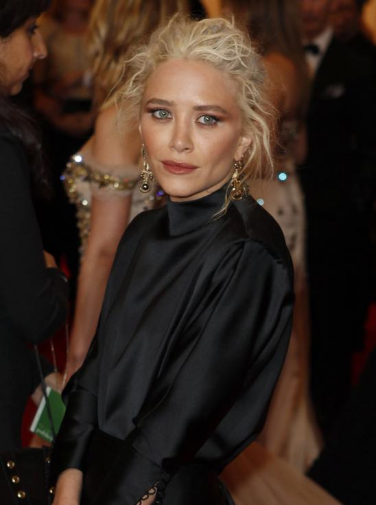 Ashley Olsen - Gala MET 2012 Nova Iorque Foto: Reuters
