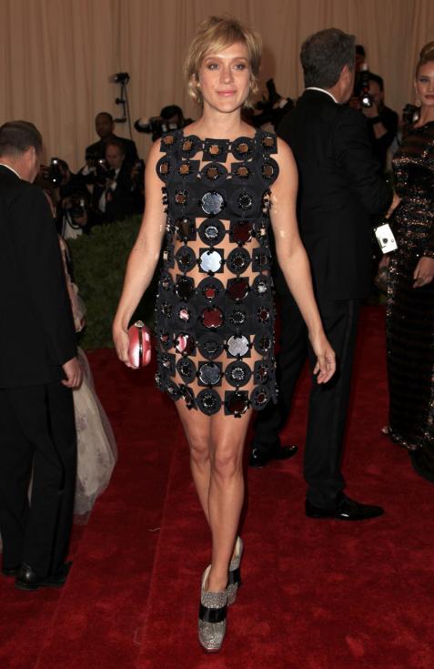 Chloe Sevigny - Gala MET 2012 Nova Iorque Foto: Reuters