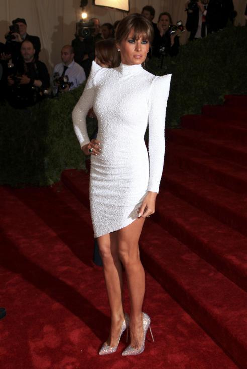 Melania Trump - Gala MET 2012 Nova Iorque Foto: Reuters