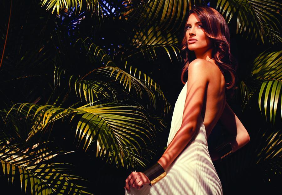 Madeixas Copacabana L`Oréal - Ondas douradas