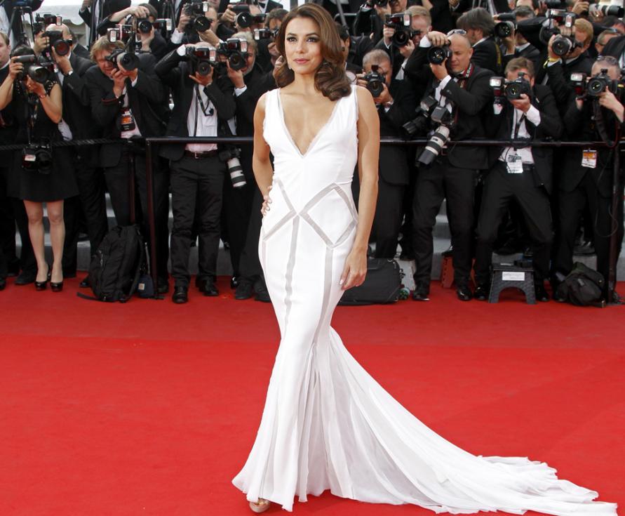 Eva Longoria - 65º Festival de Cannes - «De rouille et d`os» Foto: Reuters