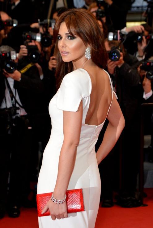 Cheryl Cole - 65º Festival de Cannes - «Amour» Foto: Lusa