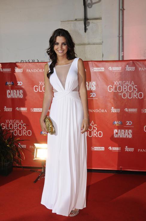 Jessica Athayde - 17ª Gala dos Globos de Ouro Foto: Tiago Frazão/Lux