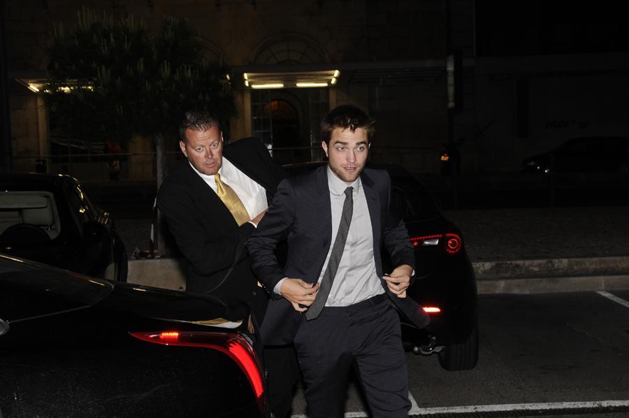 Robert Pattinson - Apresentação do filme «Cosmopolis» em Lisboa Foto: Tiago Frazão/Lux