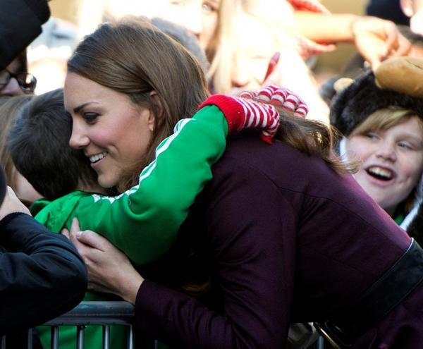 Kate Middleton visita Newcastle Fotos: Reuters