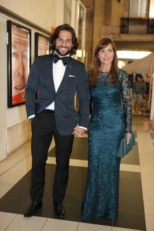 José Fidalgo e Fernanda Marinho - Gala 20 anos da SIC Foto: Lux/Artur Lourenço