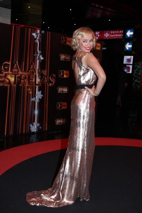 Marisa Cruz - «Gala das Estrelas» da TVI Fotos: Artur Lourenço/Lux