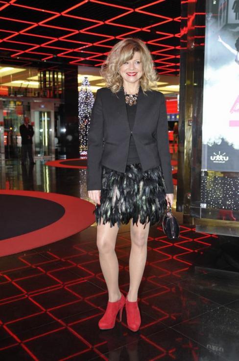 Helena Isabel - «Gala das Estrelas» da TVI Fotos: Ricardo Santos/Lux