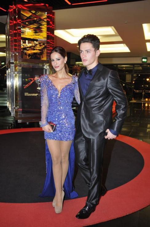Mariana Monteiro e João Mota - «Gala das Estrelas» da TVI Fotos: Ricardo Santos/Lux