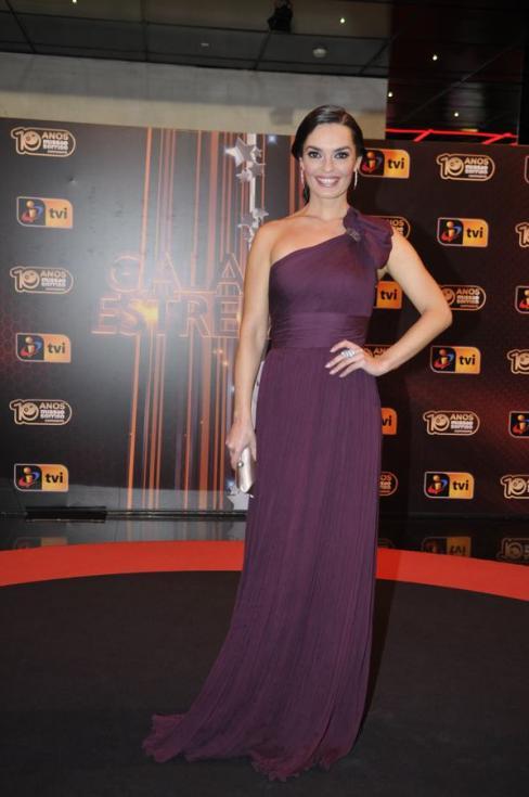 Melânia Gomes - «Gala das Estrelas» da TVI Fotos: Ricardo Santos/Lux