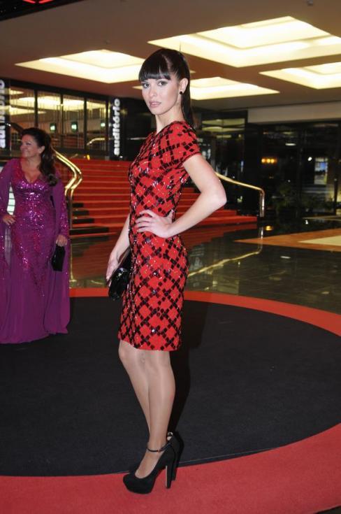 Vera Kolodzig - «Gala das Estrelas» da TVI Fotos: Ricardo Santos/Lux