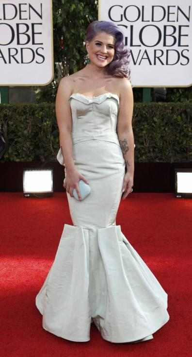 Kelly Osbourne - 70º Globos de Ouro Fotos: Reuters
