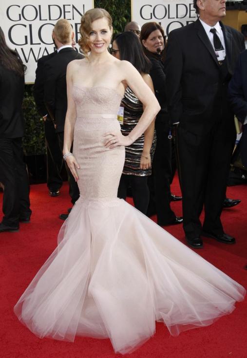 Amy Adams - 70º Globos de Ouro Fotos: Reuters