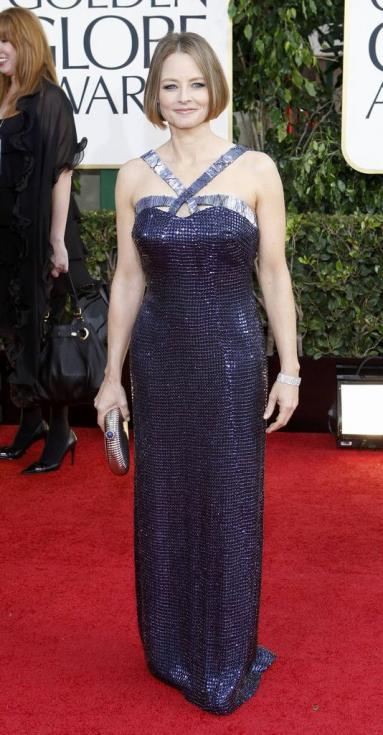 Jodie Foster - 70º Globos de Ouro Fotos: Reuters