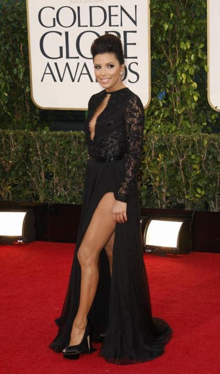 Eva Longoria - 70º Globos de Ouro Fotos: Reuters
