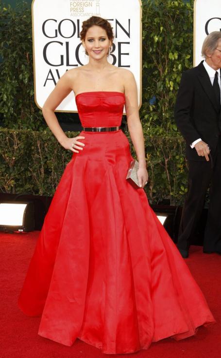 Jennifer Lawrence - 70º Globos de Ouro Fotos: Reuters