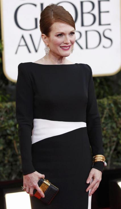 Julianne Moore - 70º Globos de Ouro Fotos: Reuters
