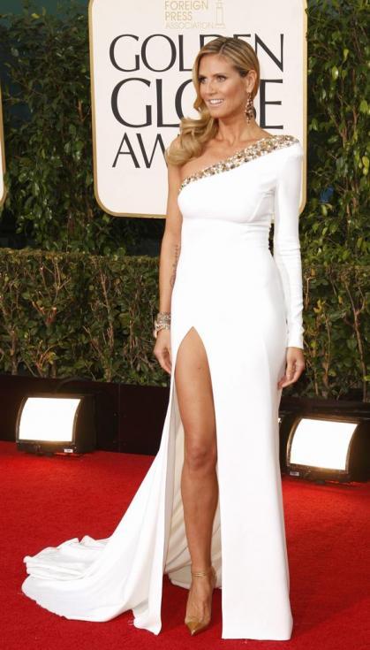 Heidi Klum - 70º Globos de Ouro Fotos: Reuters