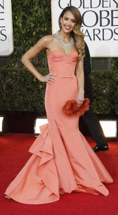 Jessica Alba - 70º Globos de Ouro Fotos: Reuters
