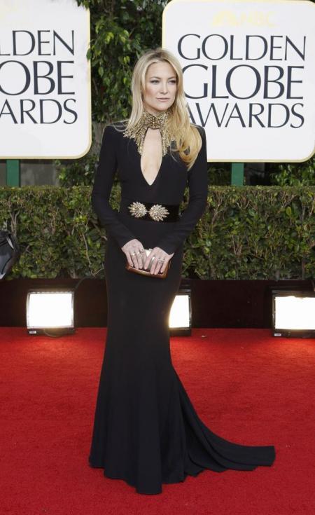 Kate Hudson - 70º Globos de Ouro Fotos: Reuters
