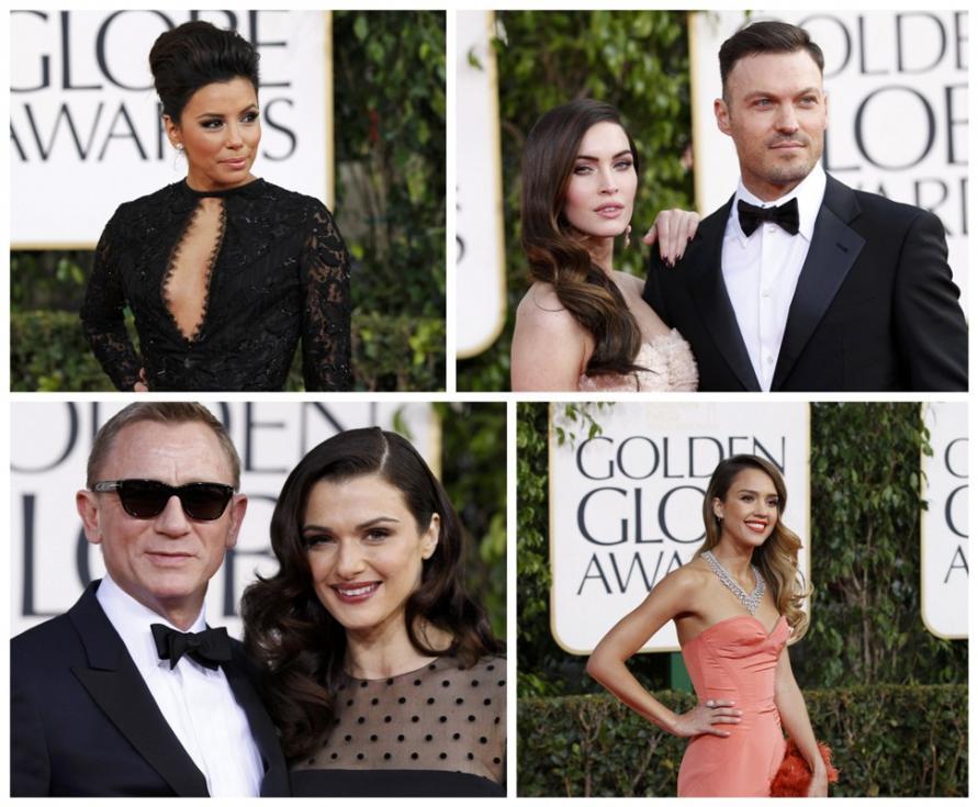 70º Globos de Ouro Fotos: Reuters