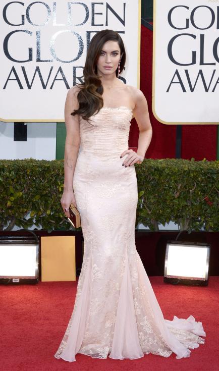 Megan Fox - 70º Globos de Ouro Fotos: Lusa