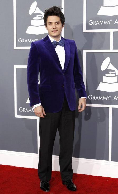 John Mayer - Grammys 2013 Fotos: Reuters