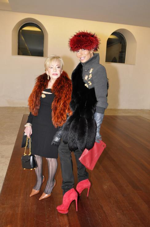 Betty Grafstein e José Castelo Branco - 32º Portugal Fashion Vibe Foto: Ricardo Santos
