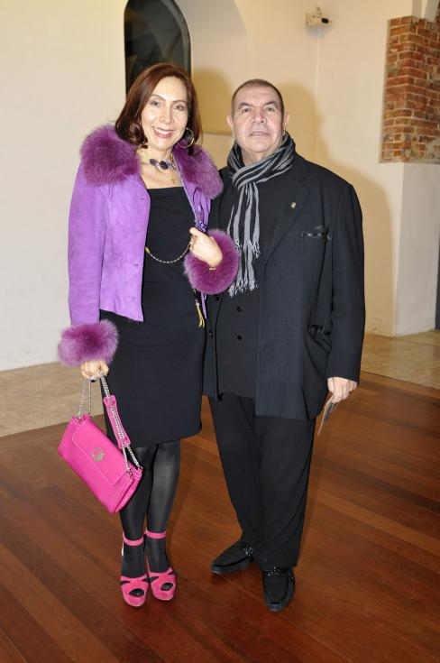 Clara Currea e Augustus - 32º Portugal Fashion Vibe Foto: Ricardo Santos