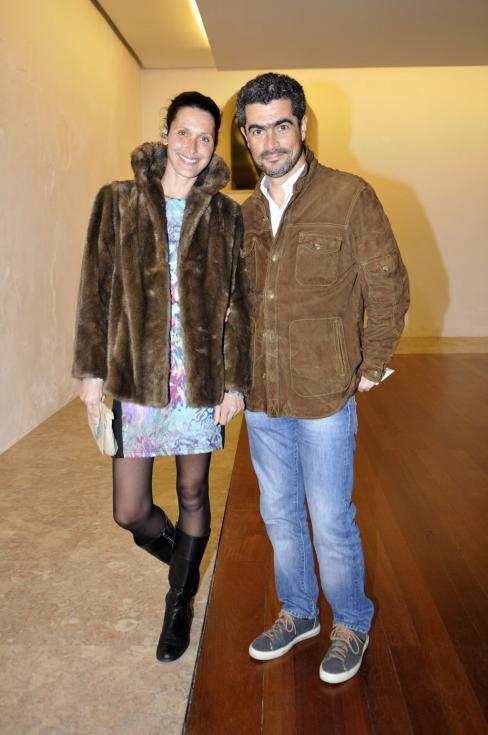 Filomena Nascimento e Pedro Couceiro - 32º Portugal Fashion Vibe Foto: Ricardo Santos