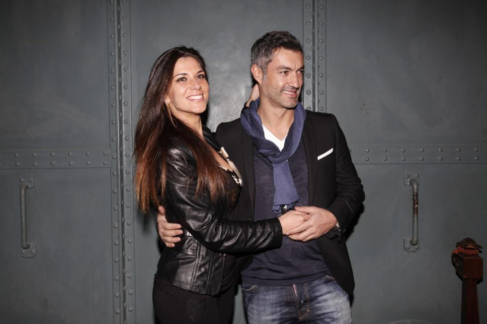 Vítor Baía e Andreia Santos - 32º Portugal Fashion 21 março 2013 Foto: Álvaro C Pereira/Lux
