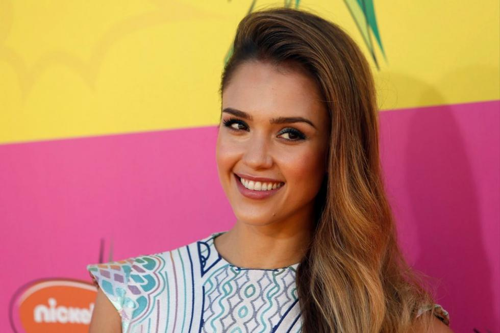 Jessica Alba - Prémios Kids Choice 2013 Foto: Reuters