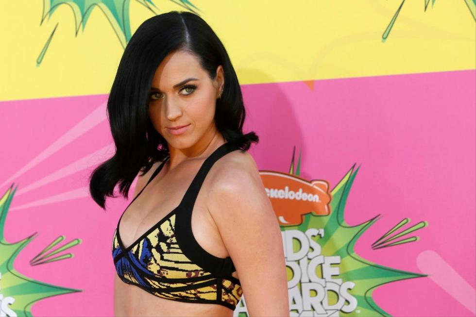 Katy Perry - Prémios Kids Choice 2013 Foto: Reuters