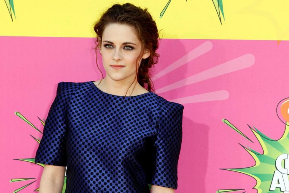 Kristen Stewart - Prémios Kids Choice 2013 Foto: Reuters