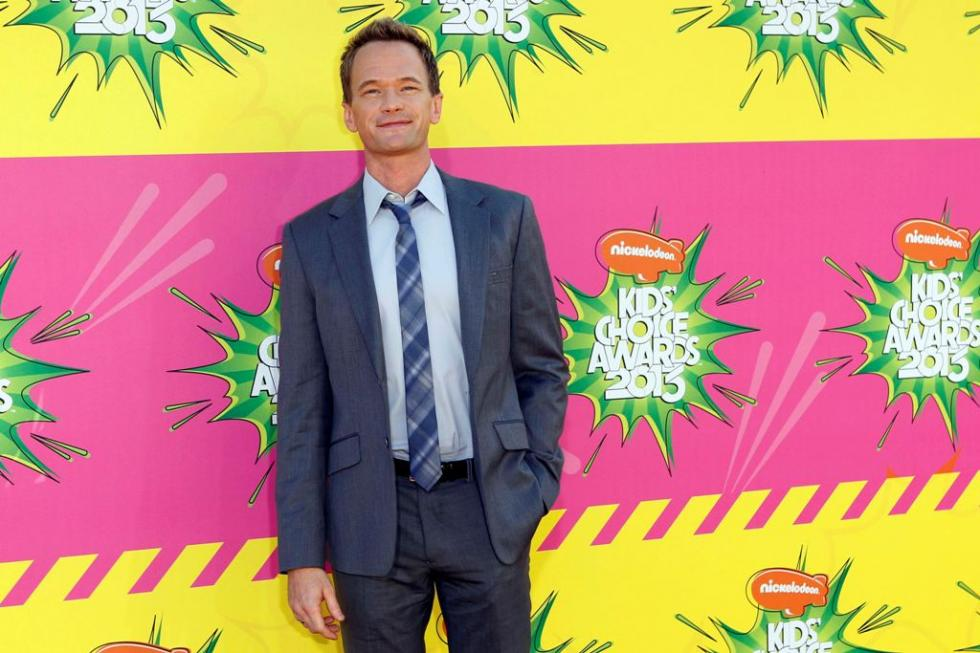 Neil Patrick Harris - Prémios Kids Choice 2013 Foto: Reuters
