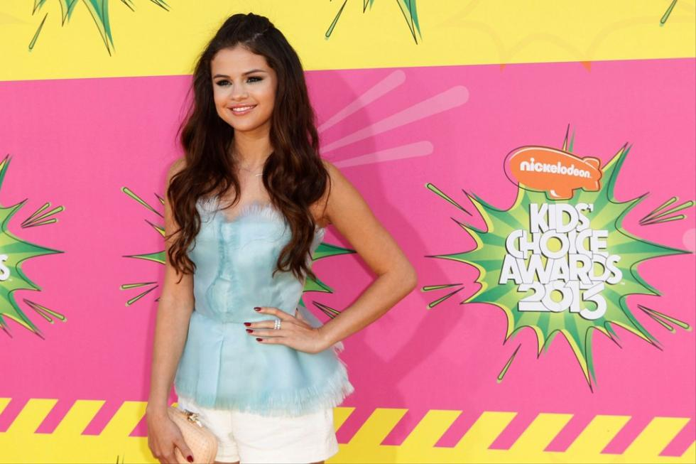 Selena Gomez - Prémios Kids Choice 2013 Foto: Reuters