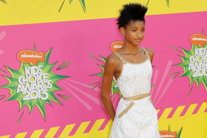 Willow Smith - Prémios Kids Choice 2013 Foto: Reuters