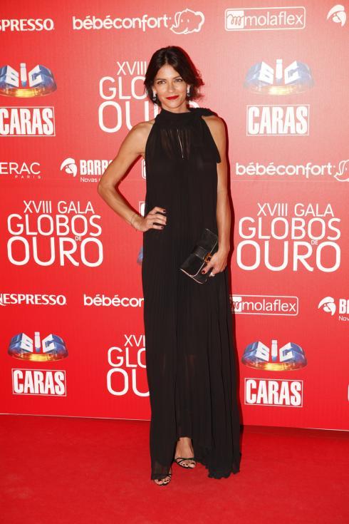 Luísa Beirão - Globos de Ouro 2013 Foto: João Cabral/Lux