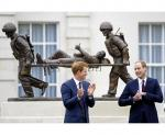 Príncipes William e Harry inauguram Centro de Ajuda para Heróis