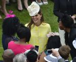 Kate Middleton - Festa nos Jardins do Palácio de Buckingham