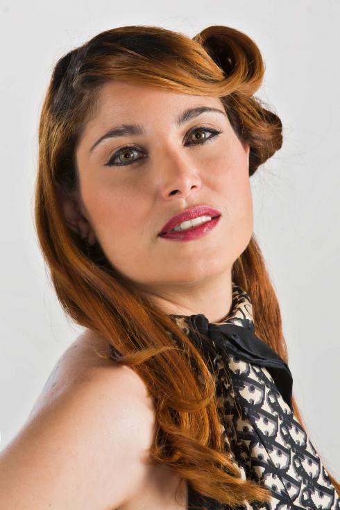 Bastet Cabeleira - Concorrentes da segunda série de «Splash Celebridades» Fotos: Divulgação